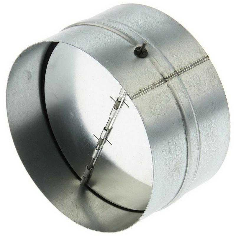 Valvola di non ritorno per tubi di aerazione da 100 mm - Tubo cappa cucina diametro ...