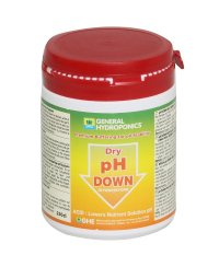 GHE pH Down Secco 250gr