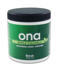 ONA Block Apple Crumble da 170 g