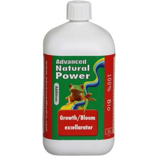 Advanced Hydroponics - Growth / Bloom Excellerator. 1L