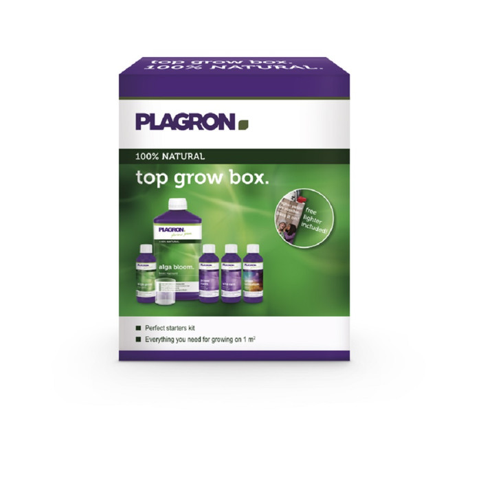 Plagron Top Grow Box 100% Natural