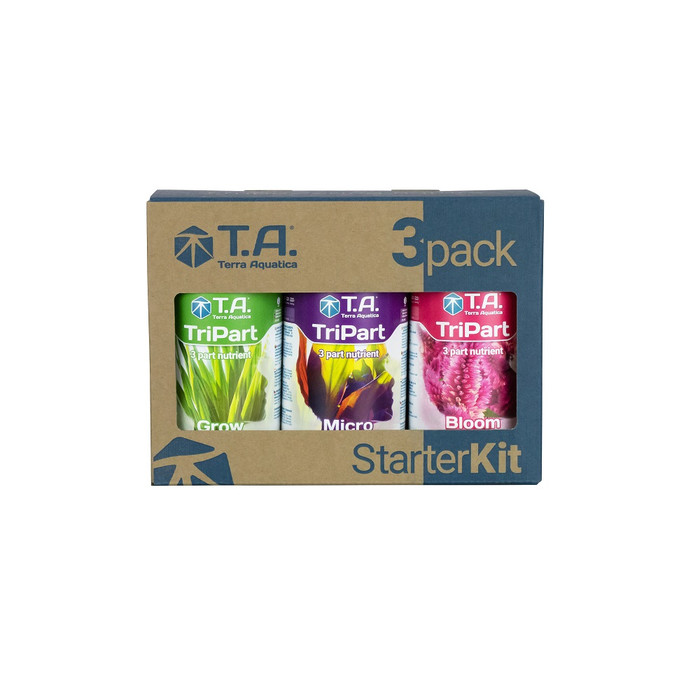 Kit di base Tripack GHE Flora Series