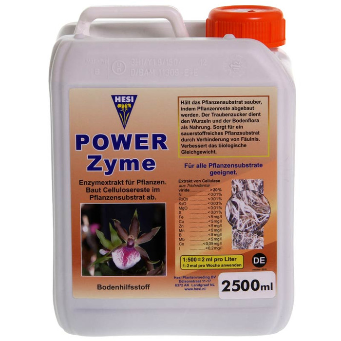HESI Power Zyme 2,5 litri