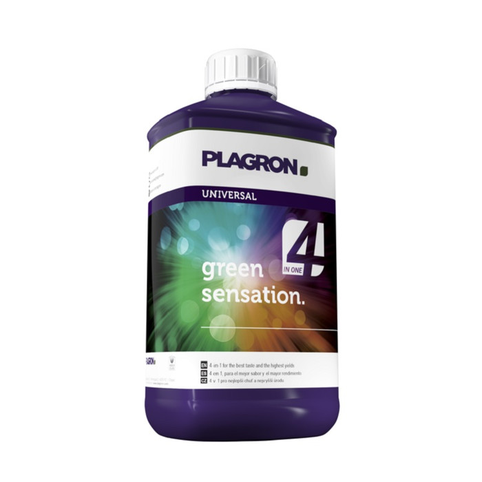 Plagron Green Sensation 0,25 litro