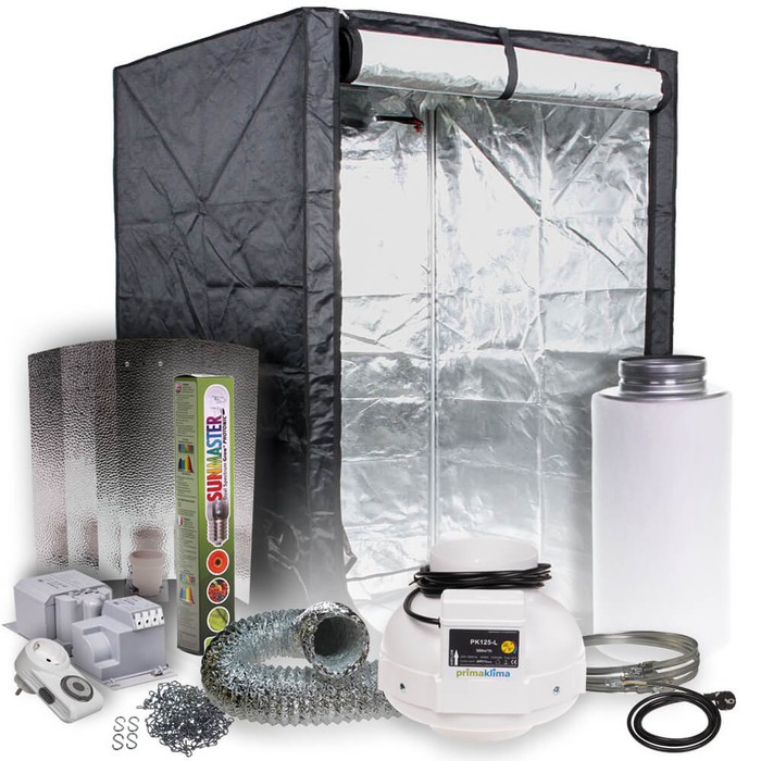 Kit Secret Jardin Growbox Hydro Shoot 600W - 120x120x200 cm
