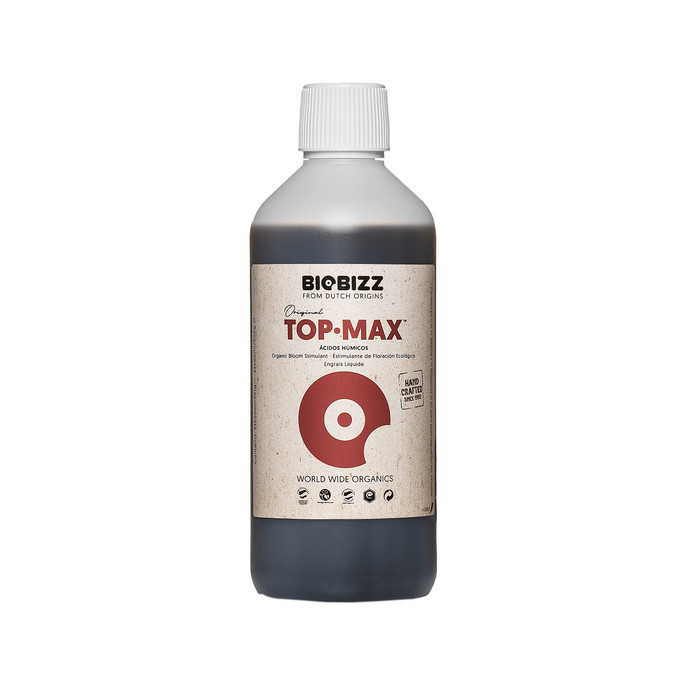 BIOBIZZ Top-Max biologico stimolatore di fiori 500 ml
