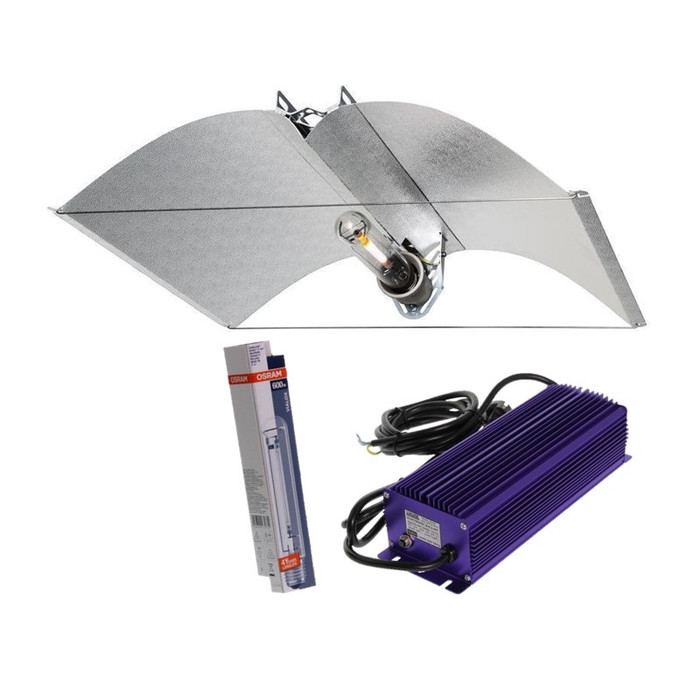 Lighting Kit Azerwing Medium 600W with shiftable Lumatek...