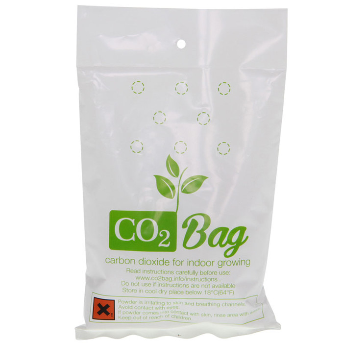 CO2BAG - Bustina per produrre anidride carbonica
