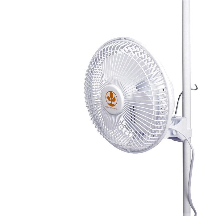 Ventilatore con clip da 16 Watt Monkey Fan della Secret...