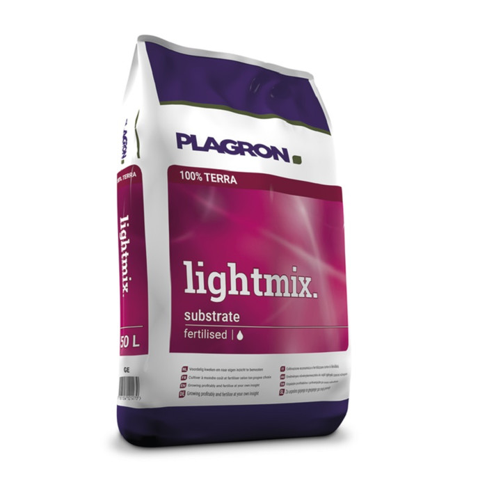 Plagron Light Mix Terra con Perlite 50 litri