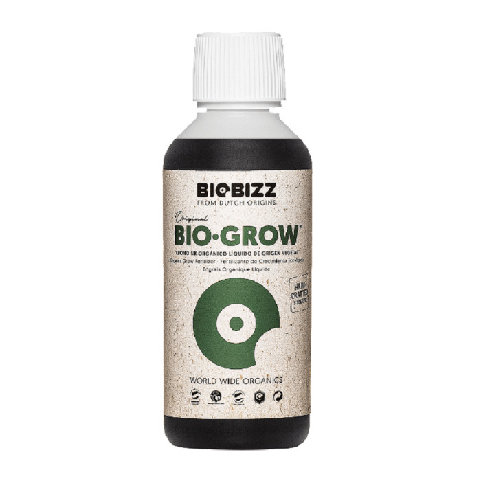 Biobizz Bio Grow biologico fertilizzante crescita 250ml -...