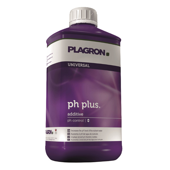Plagron ph+ regolatore 500ml