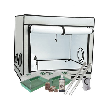 Kit Germinazione Homebox R80S 80x60x70 cm LED 2x26W