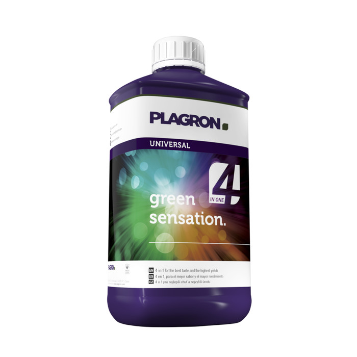 Plagron Green Sensation 100ml, 250ml, 500ml, 1L, 5L