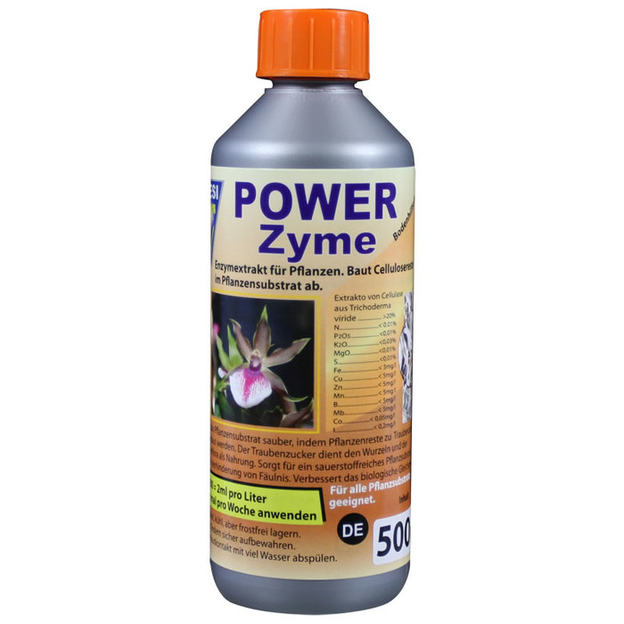 HESI PowerZyme estratto di cellulasi 500ml, 1L, 2,5L, 5L, 10L